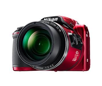 Nikon B500 red Digitālā kamera