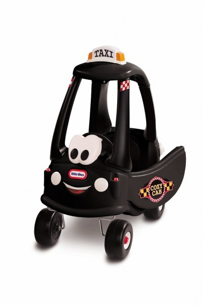 Little Tikes Ride Black Taxi Cozy Coupe