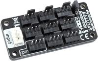 Aqua Computer Splitter for cooler (53231) aksesuārs datorkorpusiem