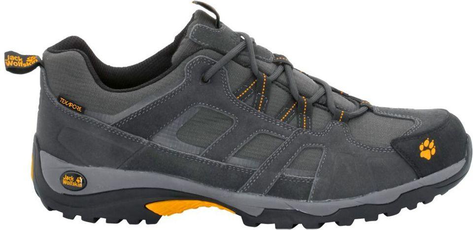 Jack Wolfskin Buty meskie Vojo Hike Texapore Burly Yellow r. 42.5 (411381-38) 4011381-3800 Tūrisma apavi