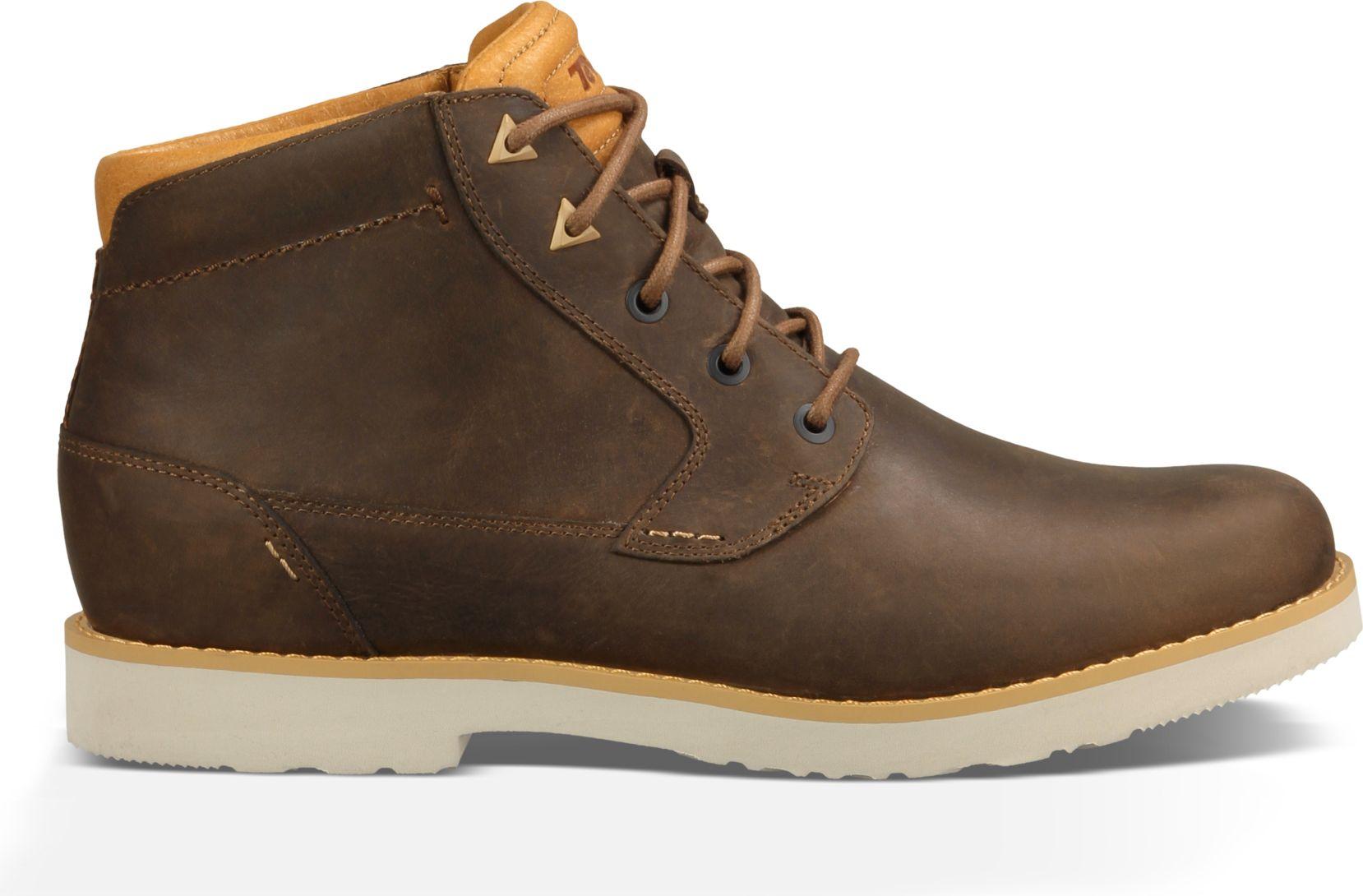 TEVA Buty M'S Durban - Leather Brazowy r. 43 (1008302-BIS-10) 1008302-BIS-10