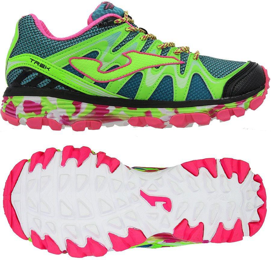 Joma sport Buty damskie Trek Lady zielone r. 37 (Tk.Trels-611) Tk.Trels-611