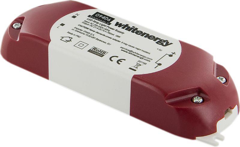 Whitenergy power supply for LED DIMMABLE 230V|18W|21-26V|700mA apgaismes ķermenis