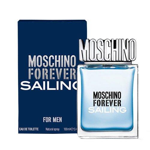 MOSCHINO Forever Sailing EDT 100ml 8011003816545 Vīriešu Smaržas