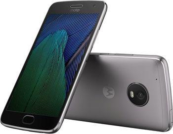 Motorola Moto G5 Gen    Plus DS.Lunar Gray3/32G Mobilais Telefons