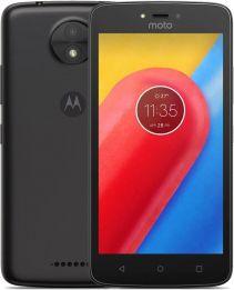Motorola Moto C Dual  S IM Starry Black 1/16GB Mobilais Telefons
