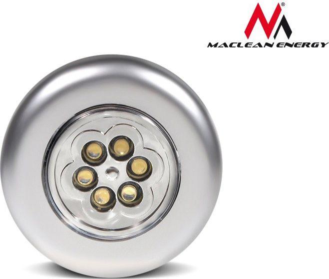 Light adhesive MCE27     6xLED Maclean apgaismes ķermenis