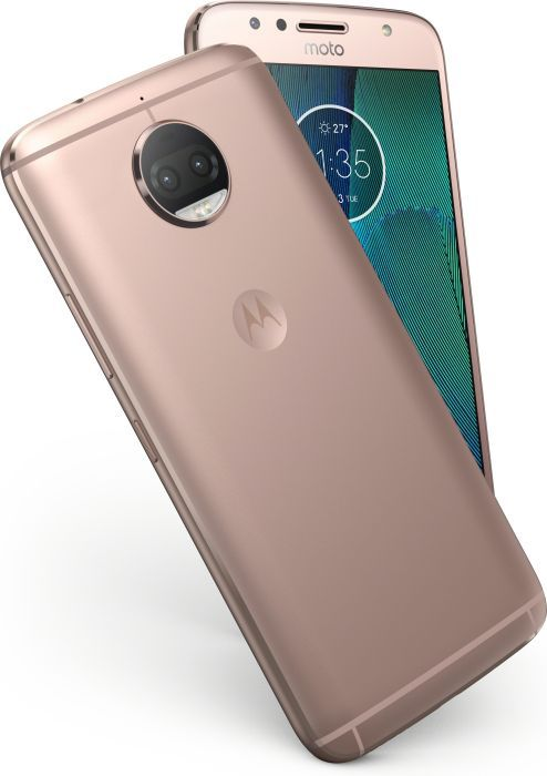Motorola Moto G5S+ DUAL SIM Blush Gold 3/32GB Mobilais Telefons