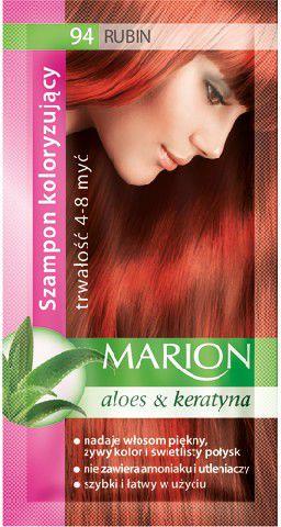 Marion Szampon koloryzujacy 4-8 myc nr 94 rubin 40 ml 7894