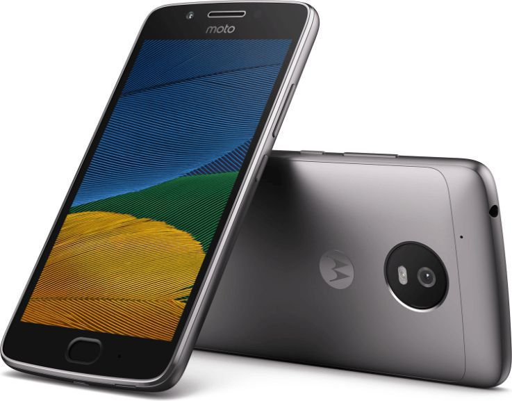 Motorola Moto G5 Gen    DS. Lunar Gray 2/16GB Mobilais Telefons