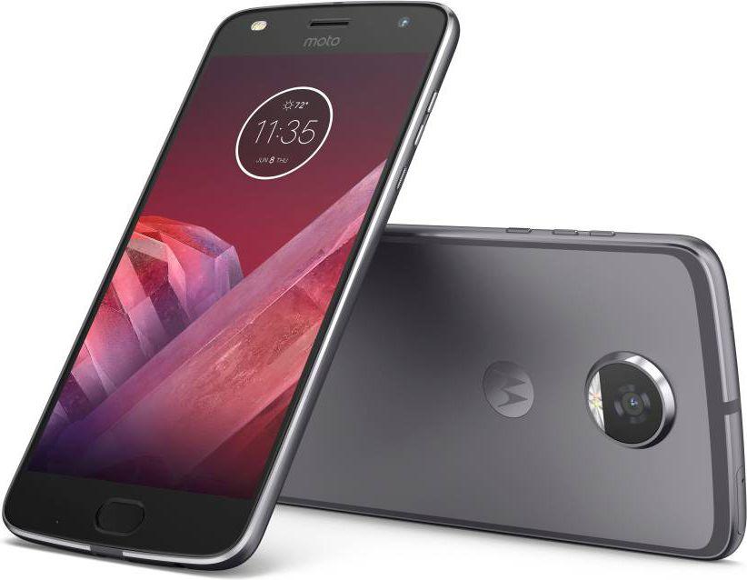 Motorola Moto Z2 Play   Lunar Grey Mobilais Telefons