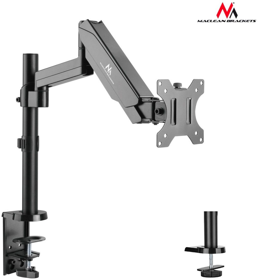 Maclean MC-775 Monitor desk mount 17-32'' up to 8kg.