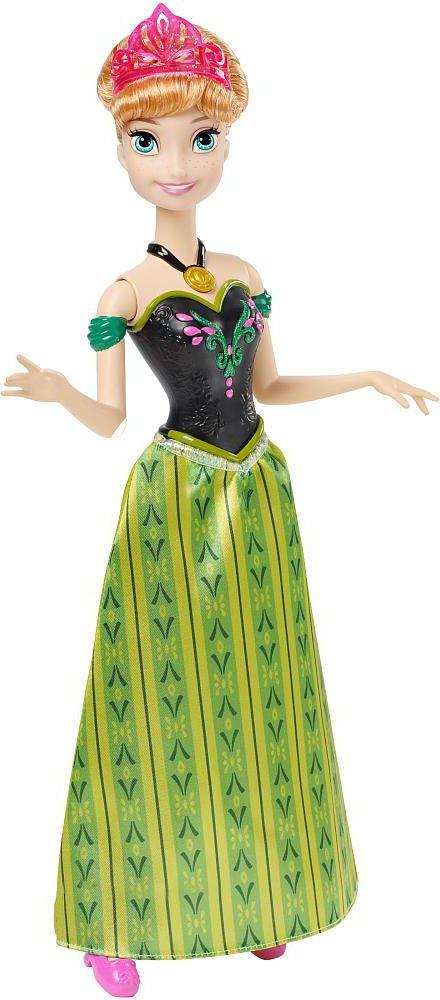 DP Frozen Singing Anna bērnu rotaļlieta