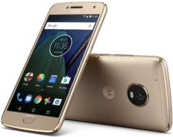 Motorola Moto G5 Gen    Plus DS.Fine Gold 3/32G Mobilais Telefons