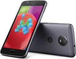 Motorola Moto E4 Dual S IM Iron Gray 2/16GB Mobilais Telefons