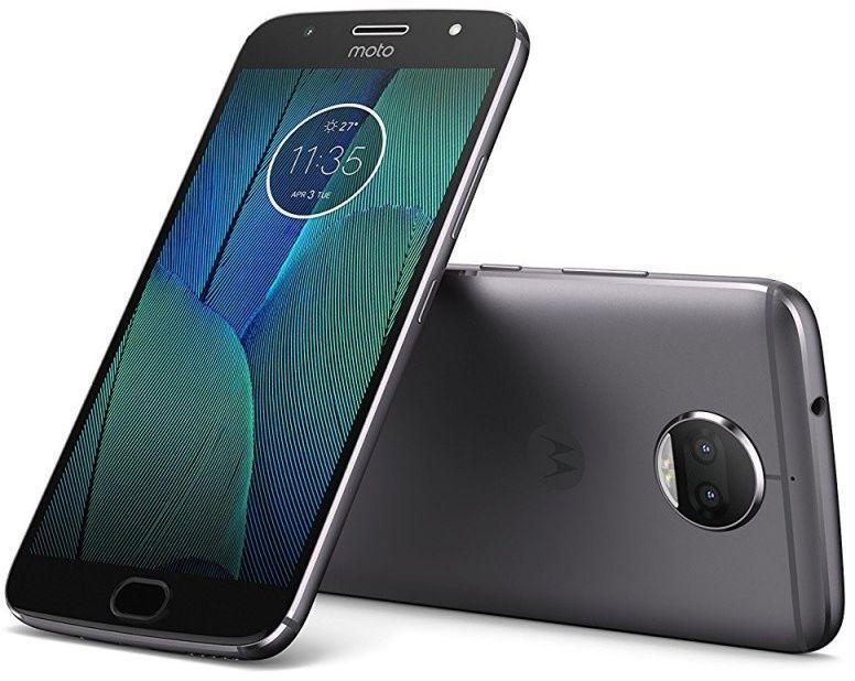 Motorola Moto G5S+ DUAL SIM Lunar Grey 3/32GB Mobilais Telefons