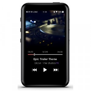 FiiO m6 black Lossless Music Player MP3 atskaņotājs