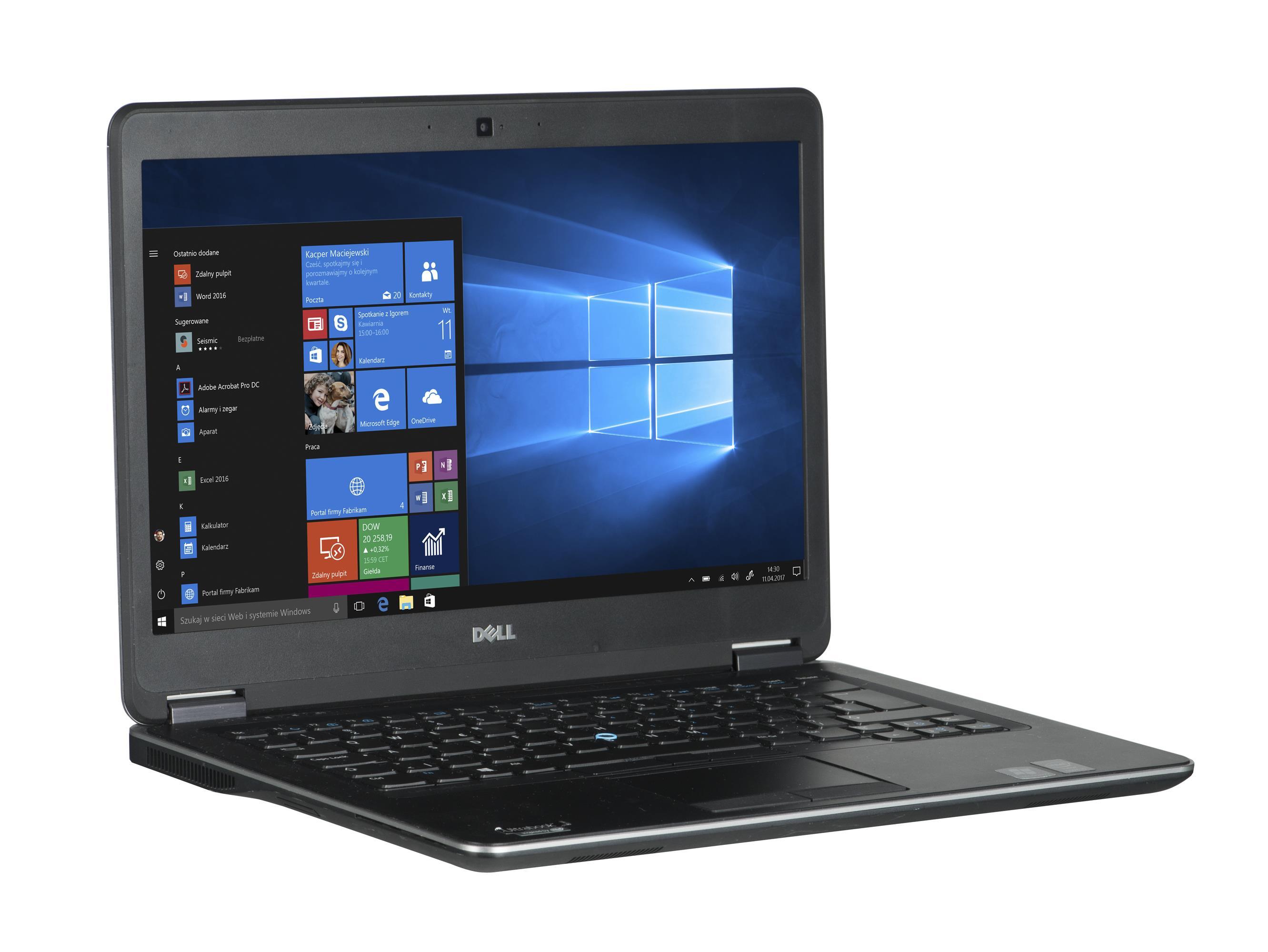 Dell E7440 i5-4200U 8GB 512SSD 14
