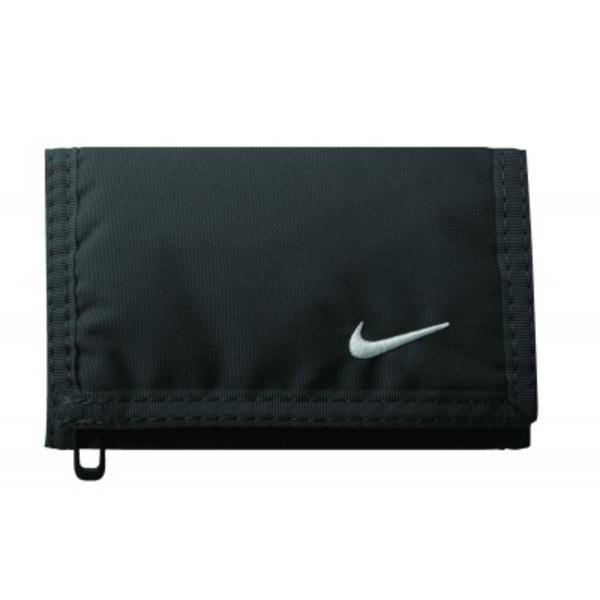 Wallet sport Nike Basic (Polyester; black color; 130 mm x 270 mm )