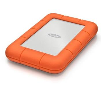 LaCie Rugged Mini 1 TB   2,5'' LAC301558 BULK Ārējais cietais disks