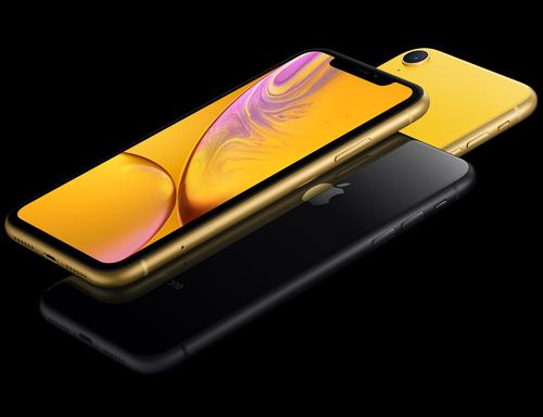 Apple iPhone XR 256GB yellow Mobilais Telefons