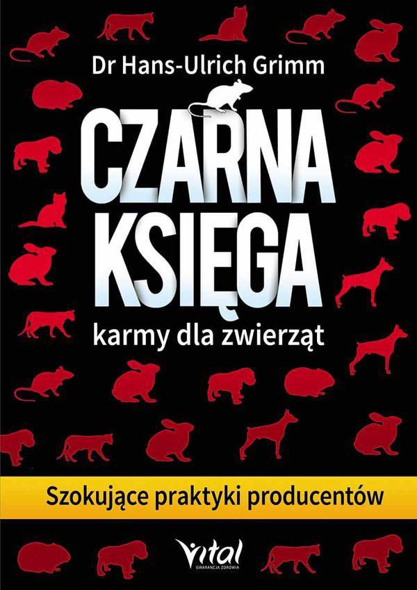 Czarna ksiega. Karmy dla zwierzat - 135393 135393 Literatūra