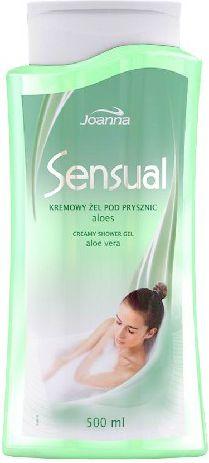 Joanna Sensual Zel pod prysznic Aloes  500ml 526591