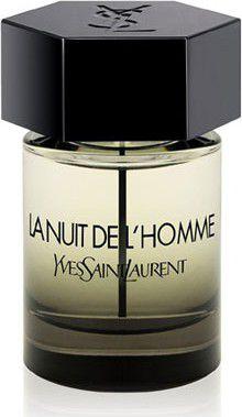 Yves Saint Laurent La Nuit De L Homme 60ml Vīriešu Smaržas