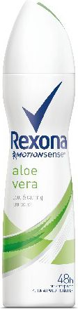 Rexona  DEO SPRAY WOM ALOE VERA 150ml 664338
