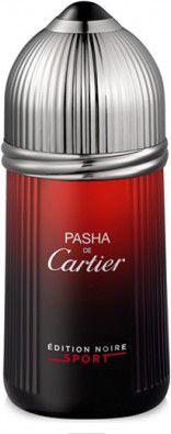 Cartier Pasha Edition Noire Sport 100ml Vīriešu Smaržas