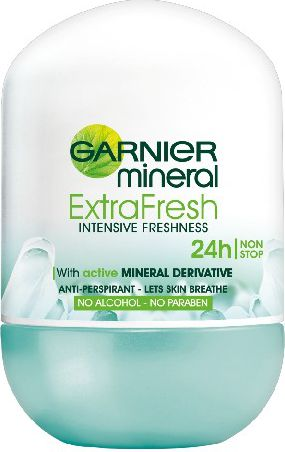 Garnier Mineral Deodorant Extrafresh Dezodorant roll-on 50ml 0327552