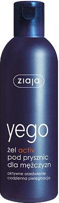 Ziaja Yego Zel pod prysznic Activ 300ml 9001260