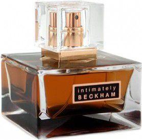 David Beckham Intimately 50 ml Vīriešu Smaržas