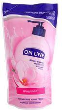 On Line Mydlo uzupelnienie Magnolia 500ml 106251