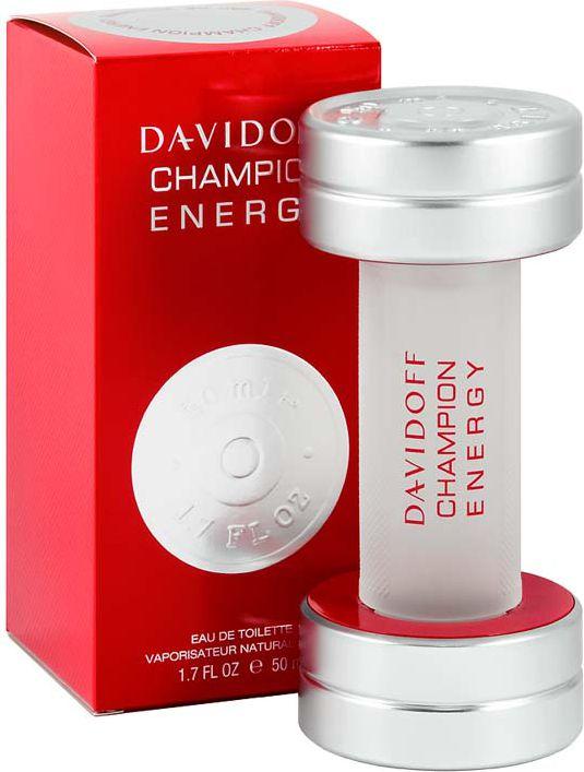 Davidoff Champion Energy EDT 50ml Vīriešu Smaržas