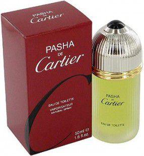 Cartier Pasha 50ml Vīriešu Smaržas