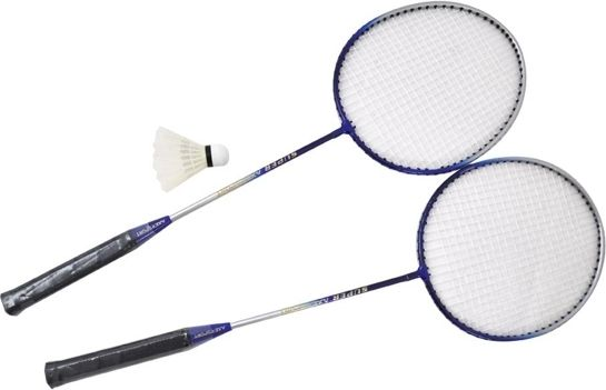 Axer Zestaw do badmintona  Tatuu granatowy (A1981) A1981 badmintona rakete
