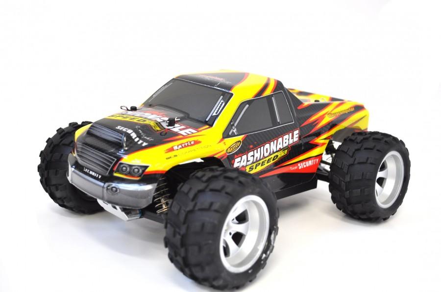WL TOYS Monster Truck A979-A 1:18 4WD 2.4GHz  RTR (WL/A979-A) Radiovadāmā rotaļlieta