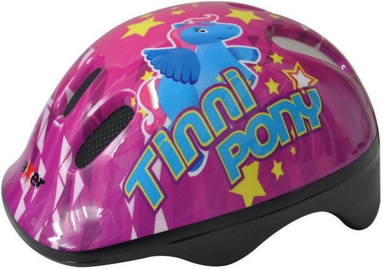 Axer Kask ochronny dzieciecy Happy Axer Tinny Pony r. S (A0304) A0304
