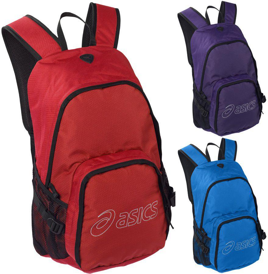 Asics Plecak sportowy 20L niebieski (110541) 110541 Tūrisma Mugursomas