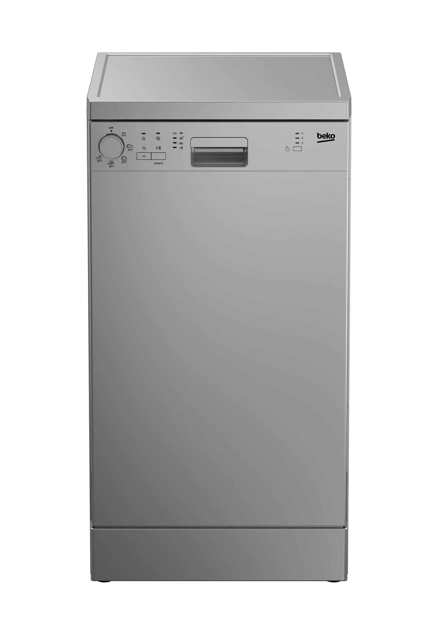 Dishwasher DFS05013S Trauku mazgājamā mašīna