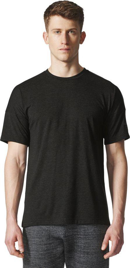 Adidas Koszulka meska ZNE Tee 2 Wool czarna r. S (CE9551) CE9551