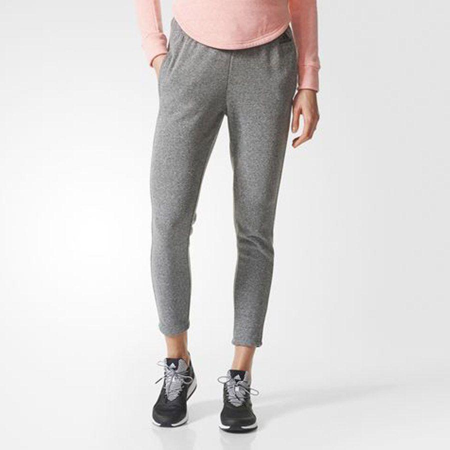 Adidas Spodnie SP ID Tap szare r. L (BQ9410) BQ9410
