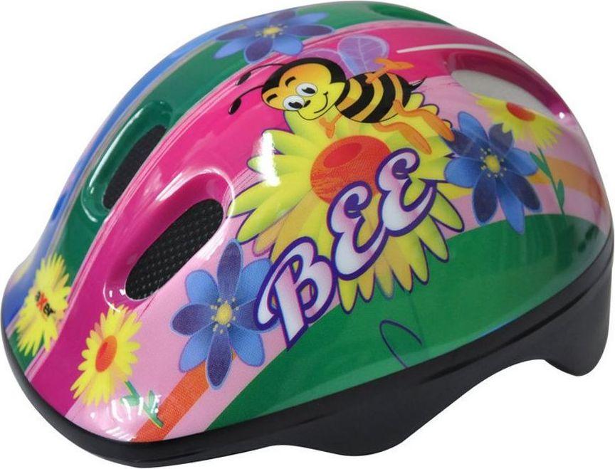 Axer Sport Kask rowerowy dzieciecy Happy Pszczolka r. M 5901780904456