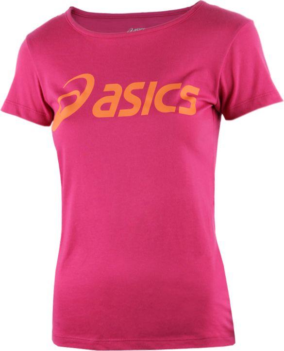 Asics Koszulka damska Logo Tee rozowa r. L 122863-6020