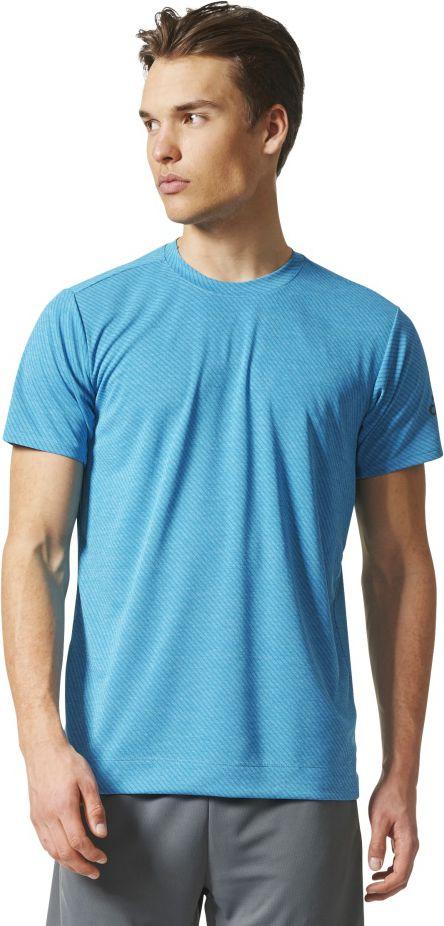Adidas Koszulka meska Freelift Chill2 niebieska r. S (BR4155) BR4155