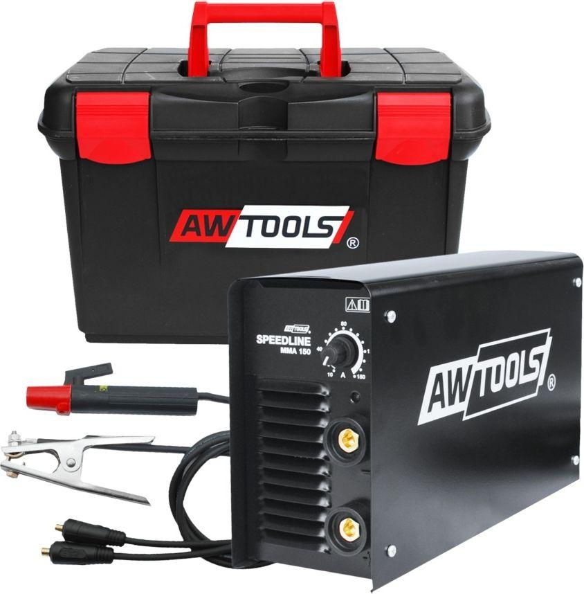 AWTOOLS Spawarka inwerterowa SpeedLine MMA 150 (AW50025) AW50025
