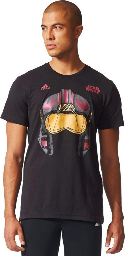 Adidas Koszulka Resistance czarna r. M (CG1574) CG1574