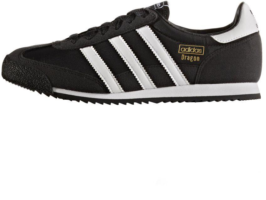 Adidas Buty dzieciece Originals Dragon OG Junior czarne r. 36 2/3 (BB2487) BB2487
