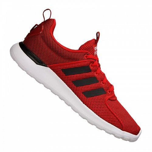 Adidas Buty meskie Cf Lite Racer czerwone r. 38 2/3 (DB0436) 19143